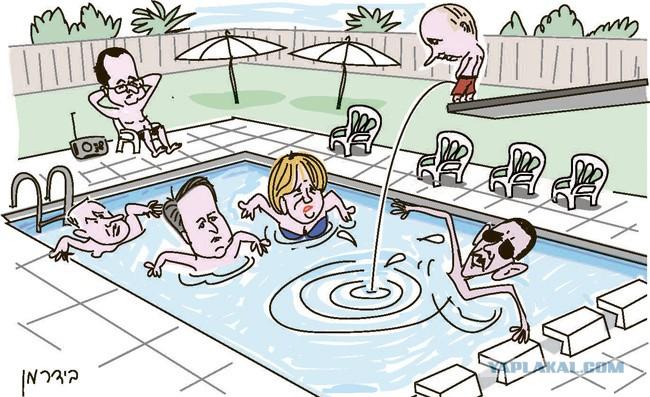 мото карикатура