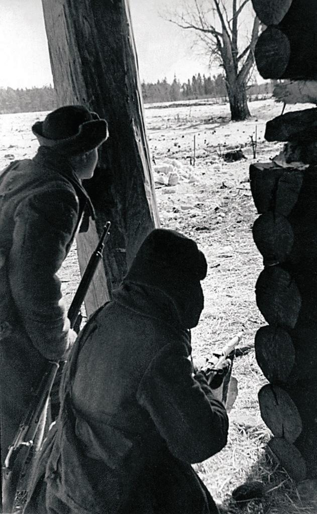 1941-1944. Небольшая подборка фотографий военных лет