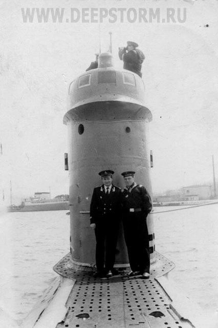 Чрезвычайное происшествие с подводной лодкой М-351 22-26 августа 1957 года