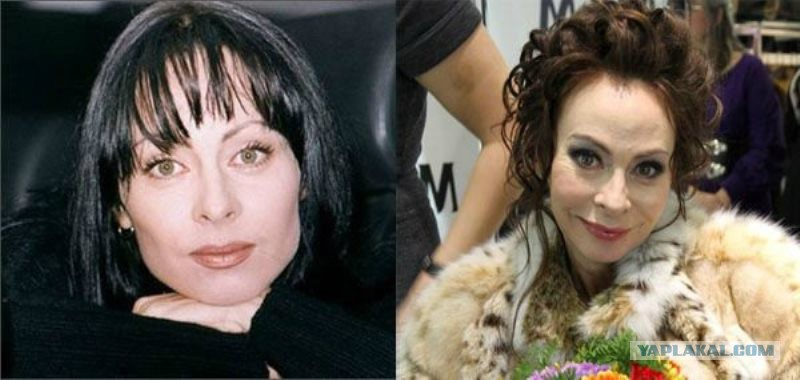 Марина Хлебникова из-за пластики изменилась до ...