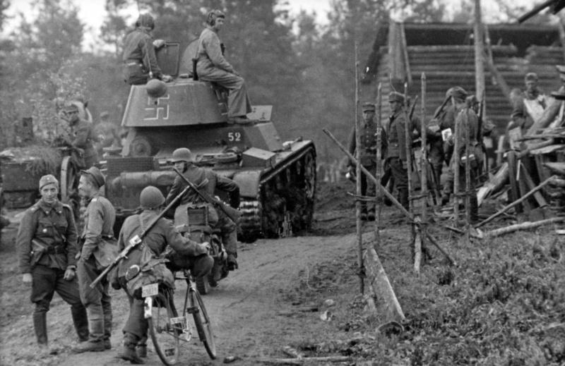 Kuvahaun tulos haulle Soviet finland offensive July 21, 1944