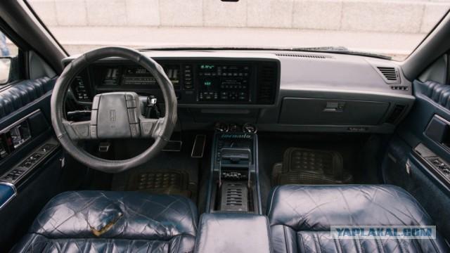 Пожилой Электроник: опыт владения Oldsmobile Toronado