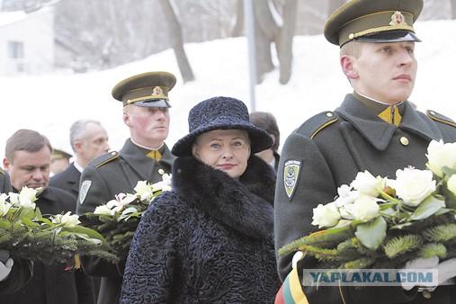 Прошлоее Президента Литвы Дали Грибаускайте ЯПлакалъ Прошлоее Президента Литвы Дали Грибаускайте