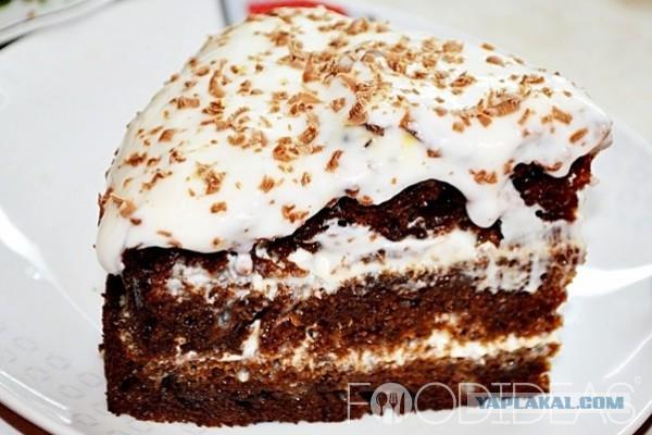 Желейный торт 3D