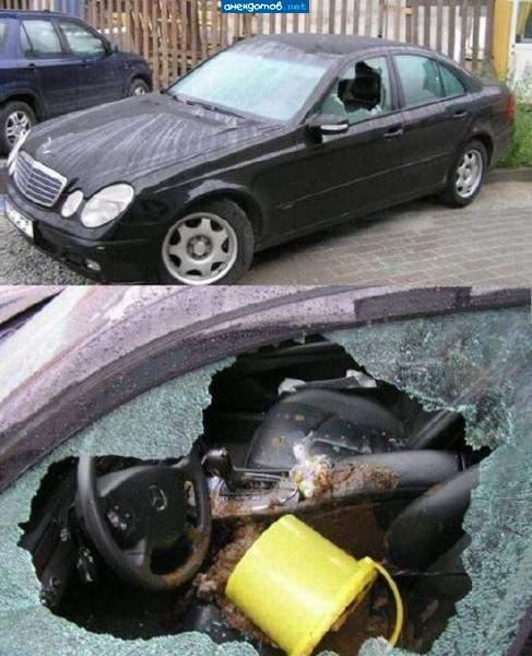 Да кто тебе права выдал: 12 примеров того, как проучили не умеющих парковаться водителей
