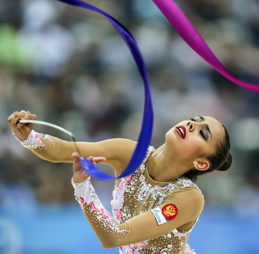 Лучшие русские художественные гимнастки фото