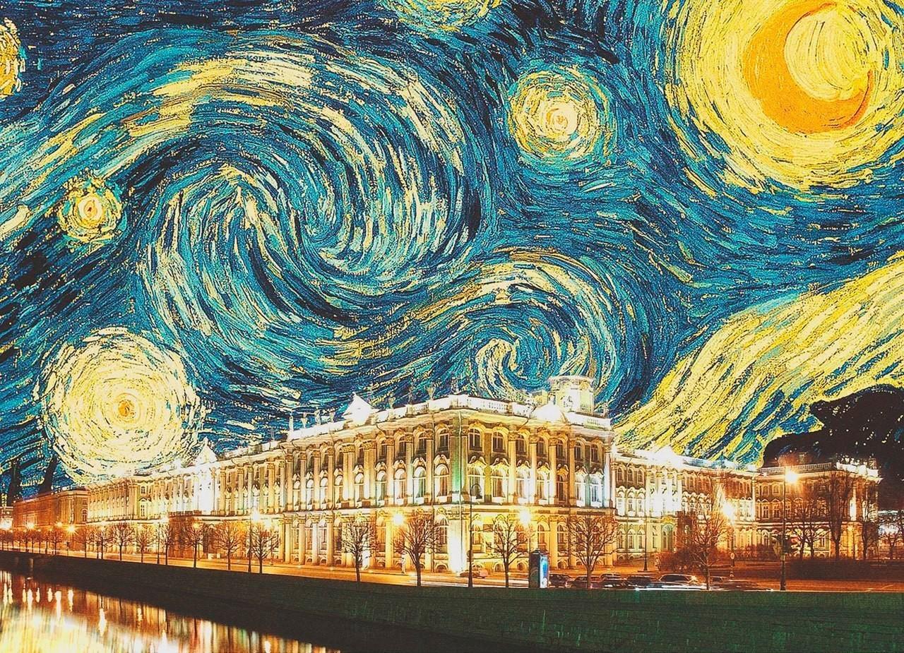 картинки искусство вокруг нас