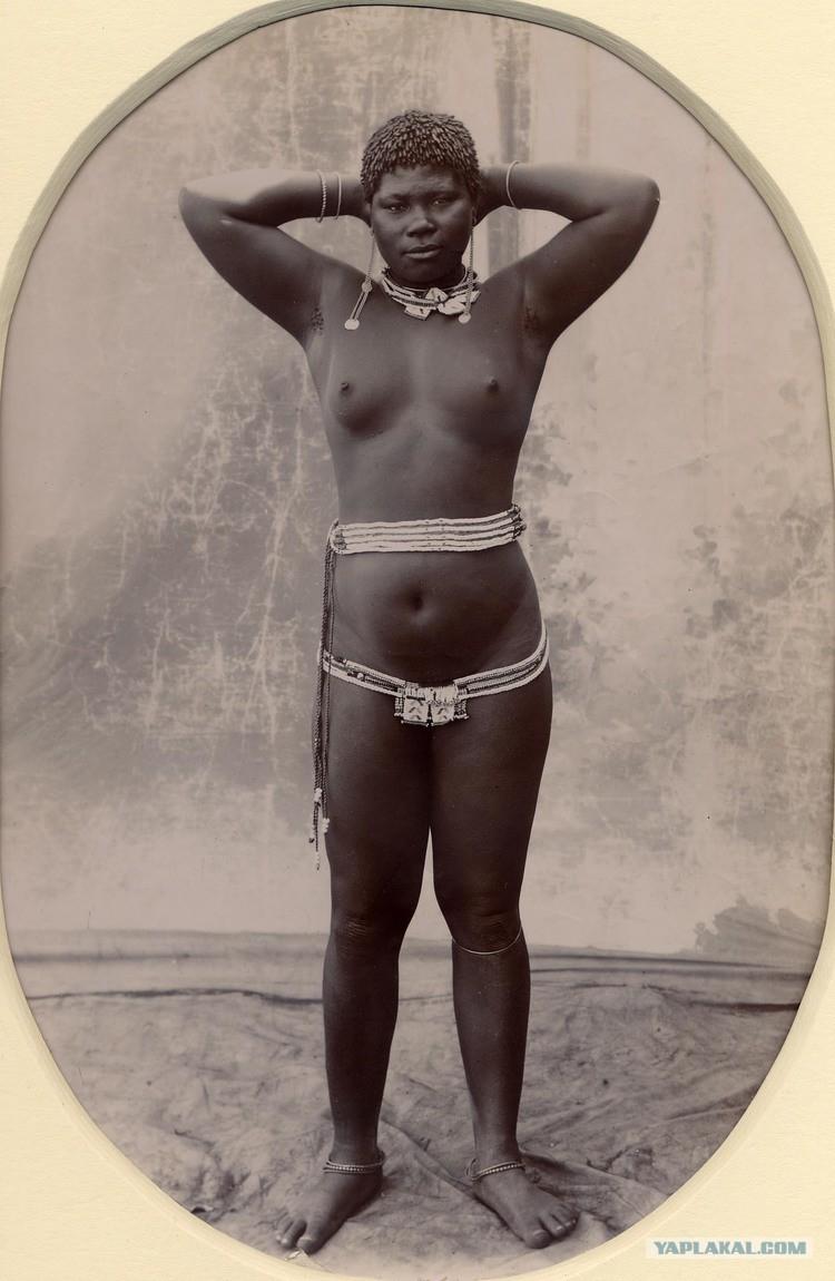 I Ретро Эротика Африки