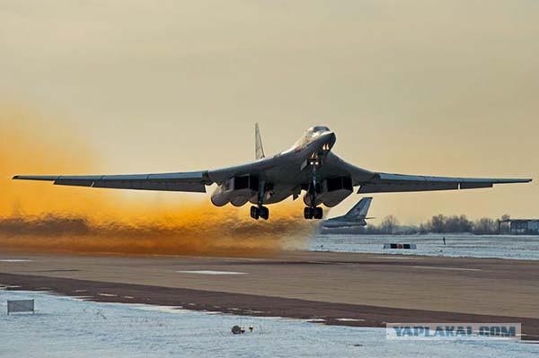 Возобновление производства бомбардировщика Ту-160