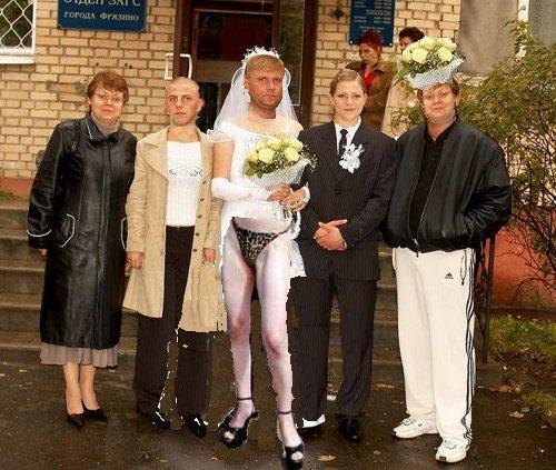 Свидетель на свадьбе в кожаной куртке фото