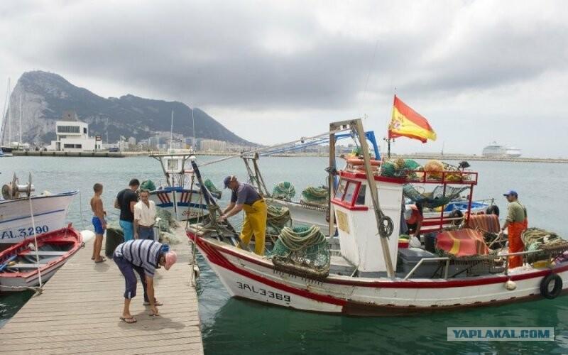 Как один русский стал испанским рыбаком