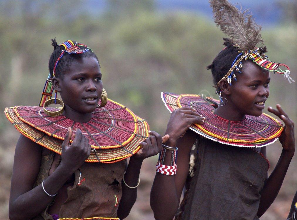 Где и как найти жену африканку