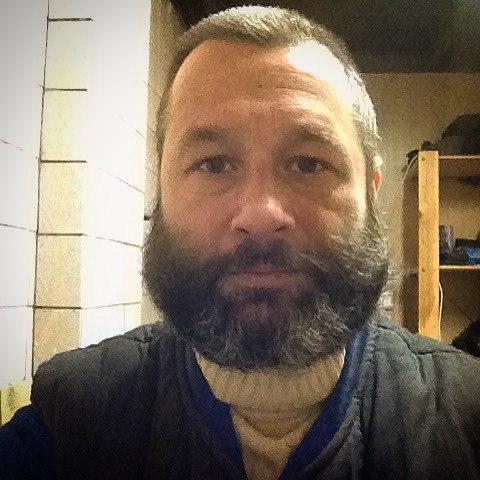 Хуй тоже с бородой