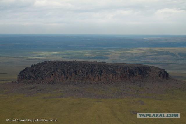 Попигайский кратер - по следам катастрофы