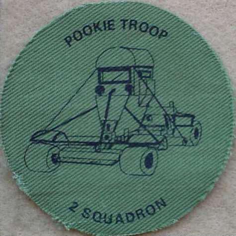 Pookie – миноискатель на колёсах из Родезии