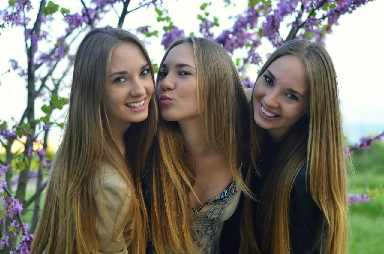 ювелирные самые красивые тройняшки мира фото рекомендуется наносить руны