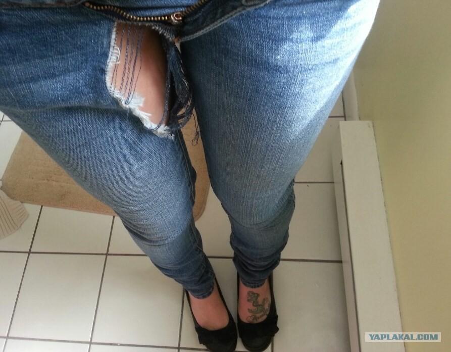 Большие дыры между ног у женщин92