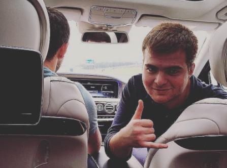 Московский лихач 20-летний Казымбек  на Ferrari разогнался до 245 километров в час