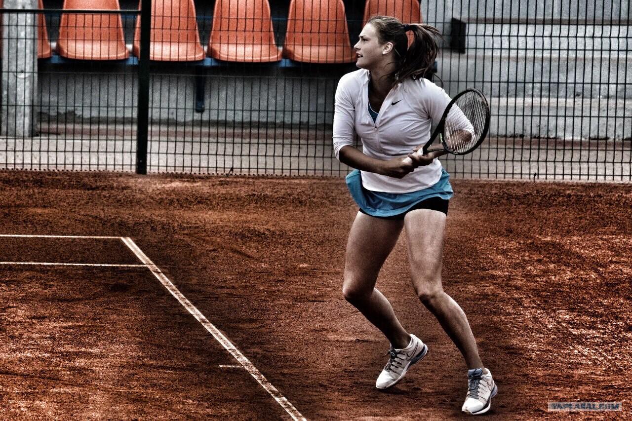 Тенниситка секс символ нна к