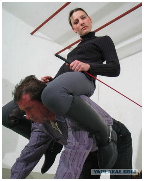 А мама с папой в лошадку играли…