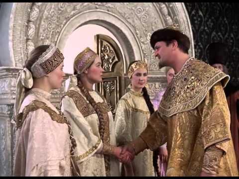 Брачные традиции на Руси : как пройти смотрины и выйти замуж за царя