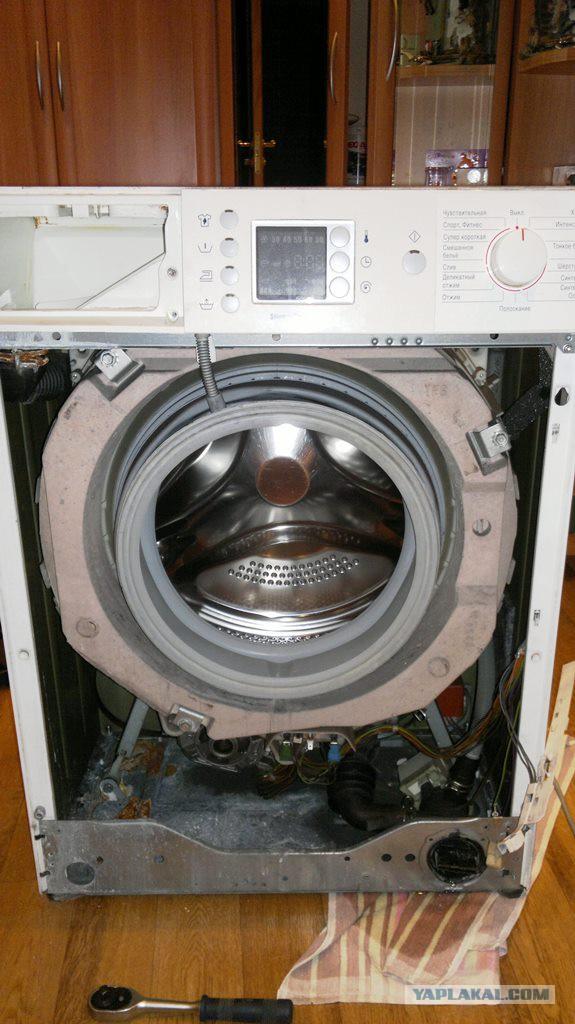 Очередной ремонт электроники