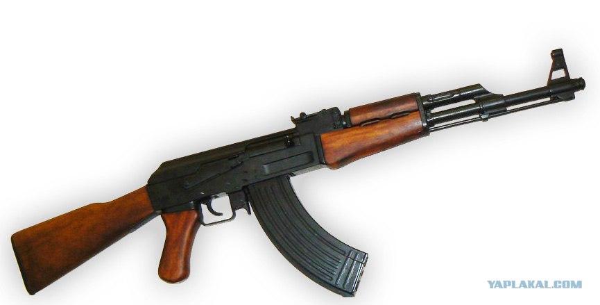 ВОТ ОН АК-47