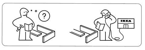 Стол из ИКЕА. Усложненный вариант.