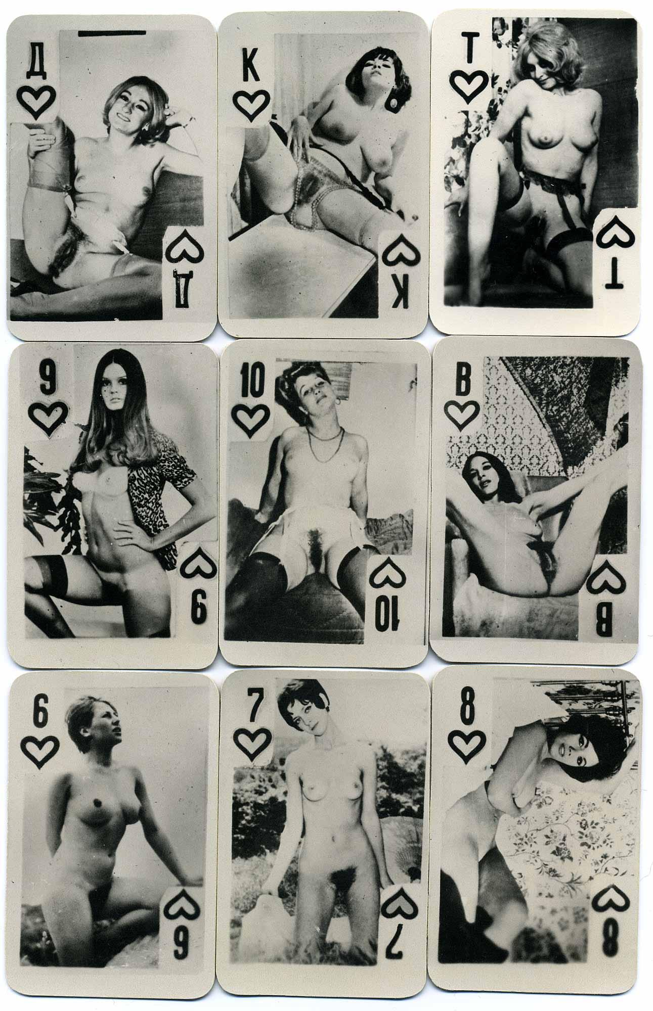 ласкает горячую карты с голыми женщинами женился