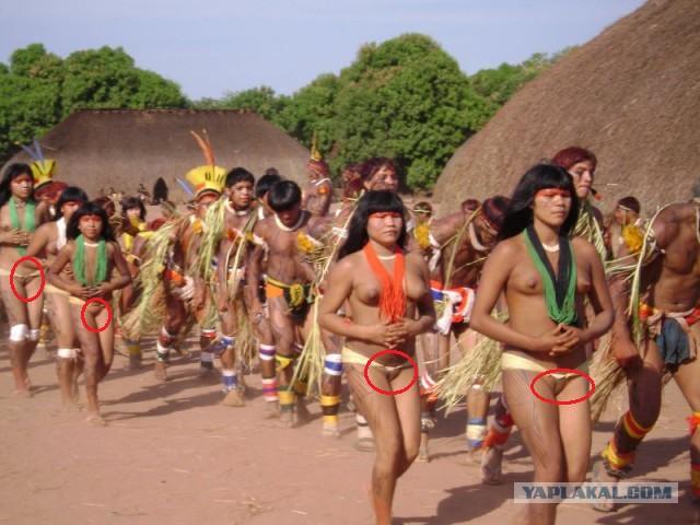 Порно племени амазонок — 3