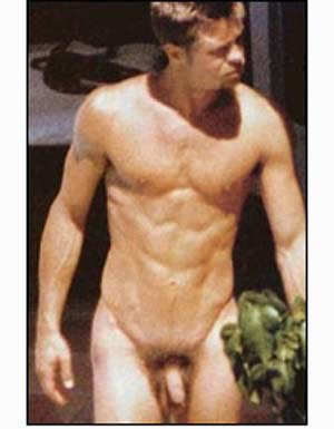 Brad pitt reacts to his sexy photos being talk of internet