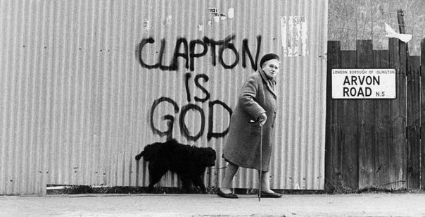 Эрик Клэптон: история песен