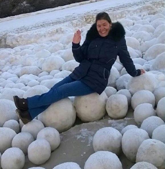 В ЯНАО вслед за гигантской воронкой появилось новое необычное явление – ледяное сало