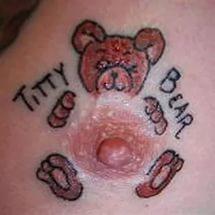 Подборка фот с небольшими татуировками