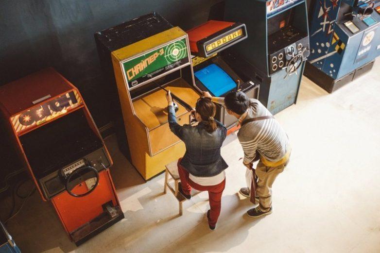 Автоматы ссср игровые