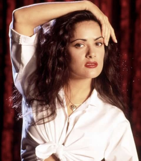 Hogyan változott Salma Hayek színészi karrierje során.