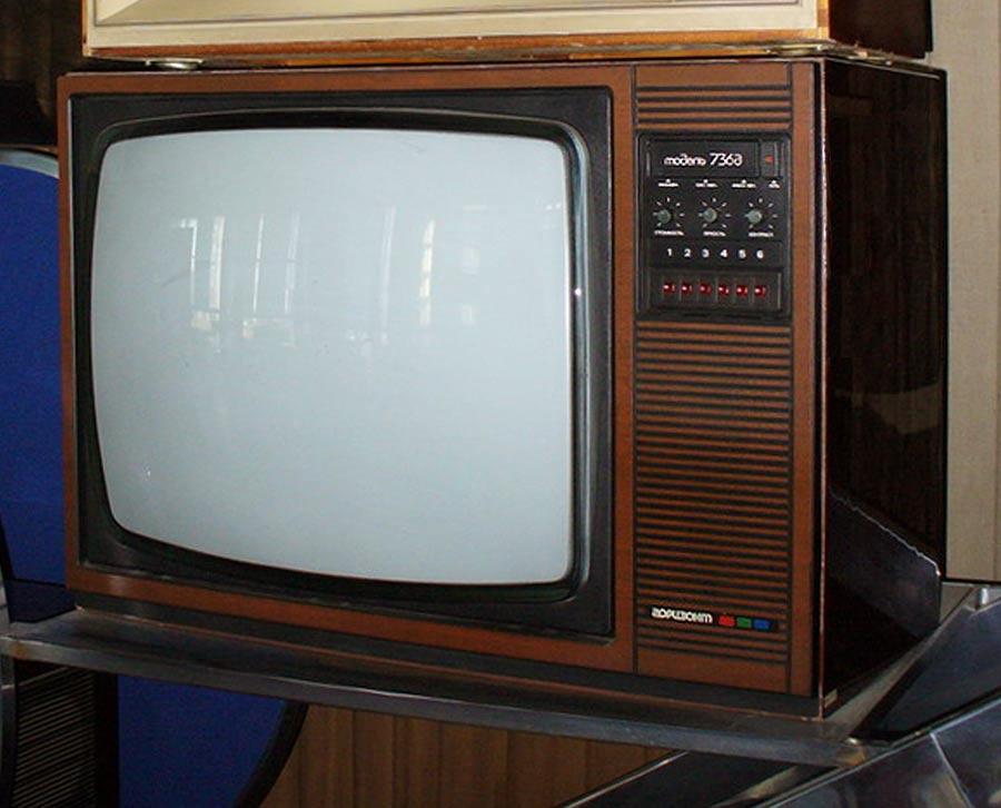 Схемы ссср телевизоров