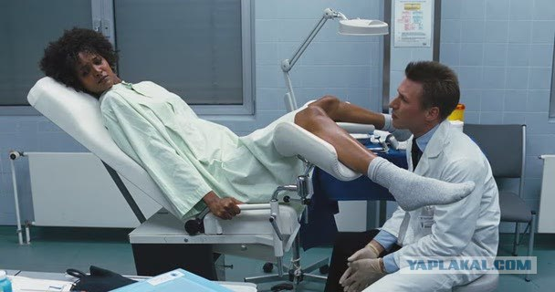 Фильм осмотр у гинеколога