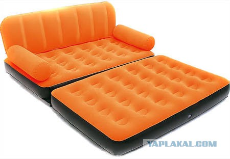 Двухярусный диван