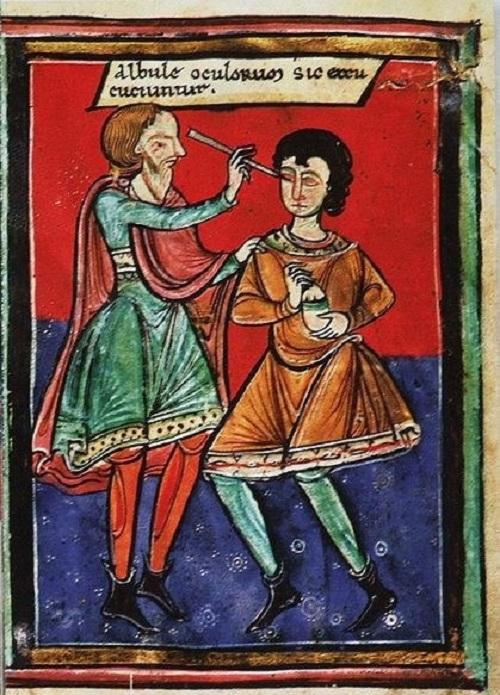 Беспощадная средневековая медицина. Жестокая и беспощадная