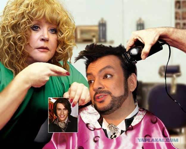 Днем, прикольные картинки для парикмахерских