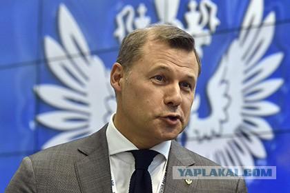 Страшнов назвал «плохим прецедентом для рынка» требования отказаться от премии