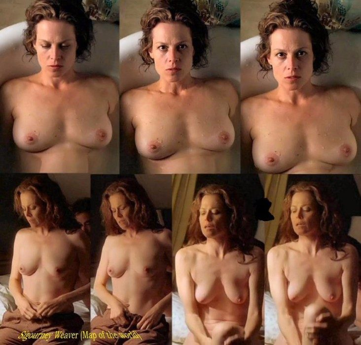 Nude sigourney weaver — 10
