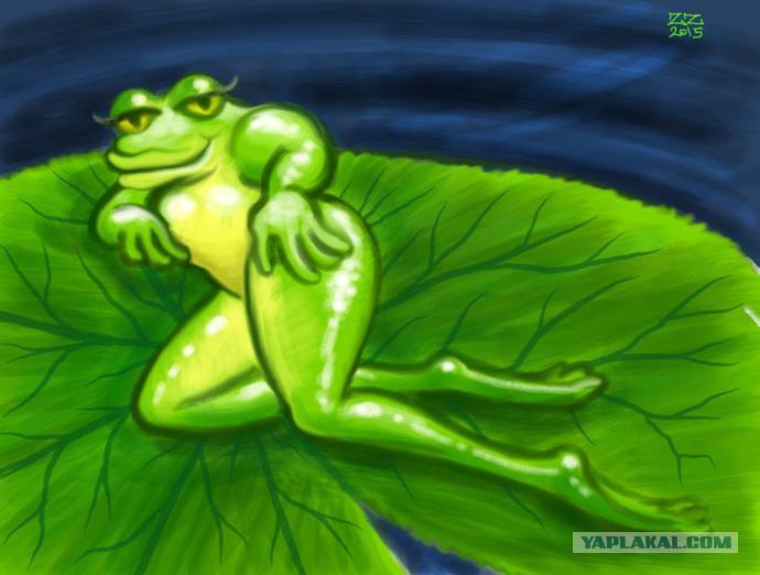 Froggy Milky Boobs