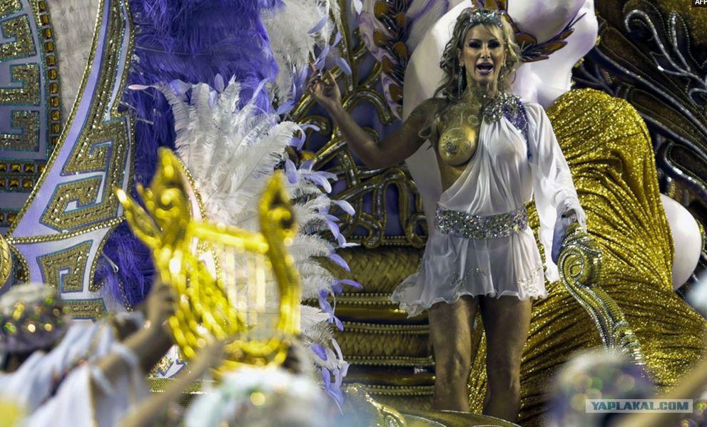 бразилия карнавал 2016 фото