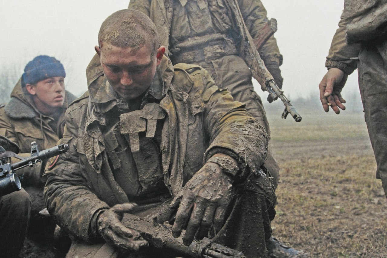 Один в поле воин Пя�� ����ки� ге�оев погиб�и� в не�авном