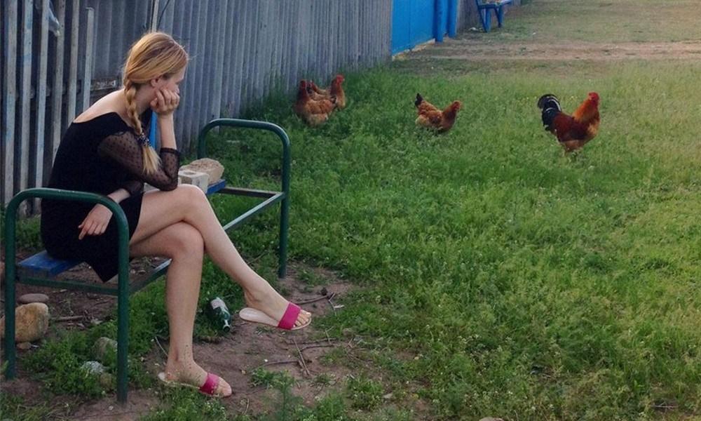 деревенские девушки  Простая деревенская девушка | Пикабу