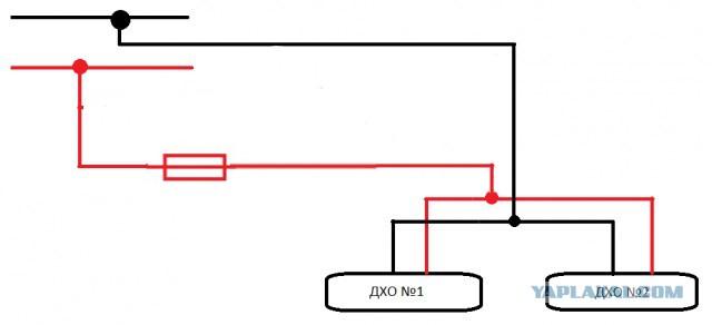 Фото №13 - как подключить ходовые огни на ВАЗ 2110