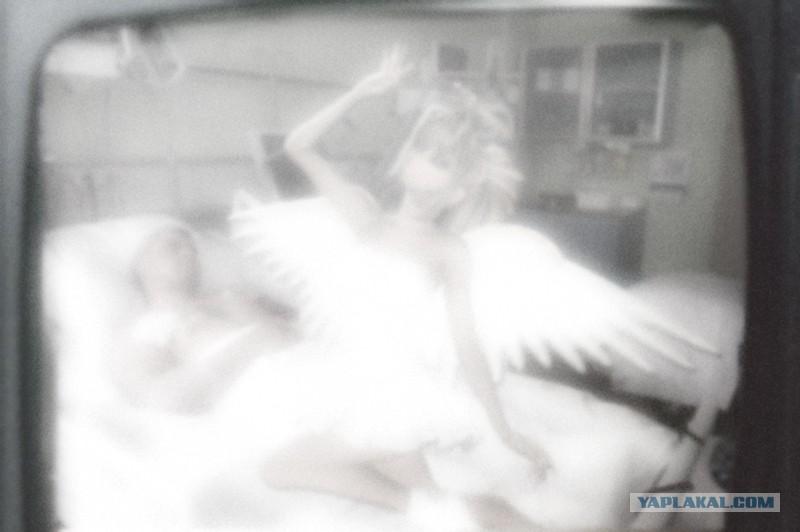 Реальные фотографии ангелов