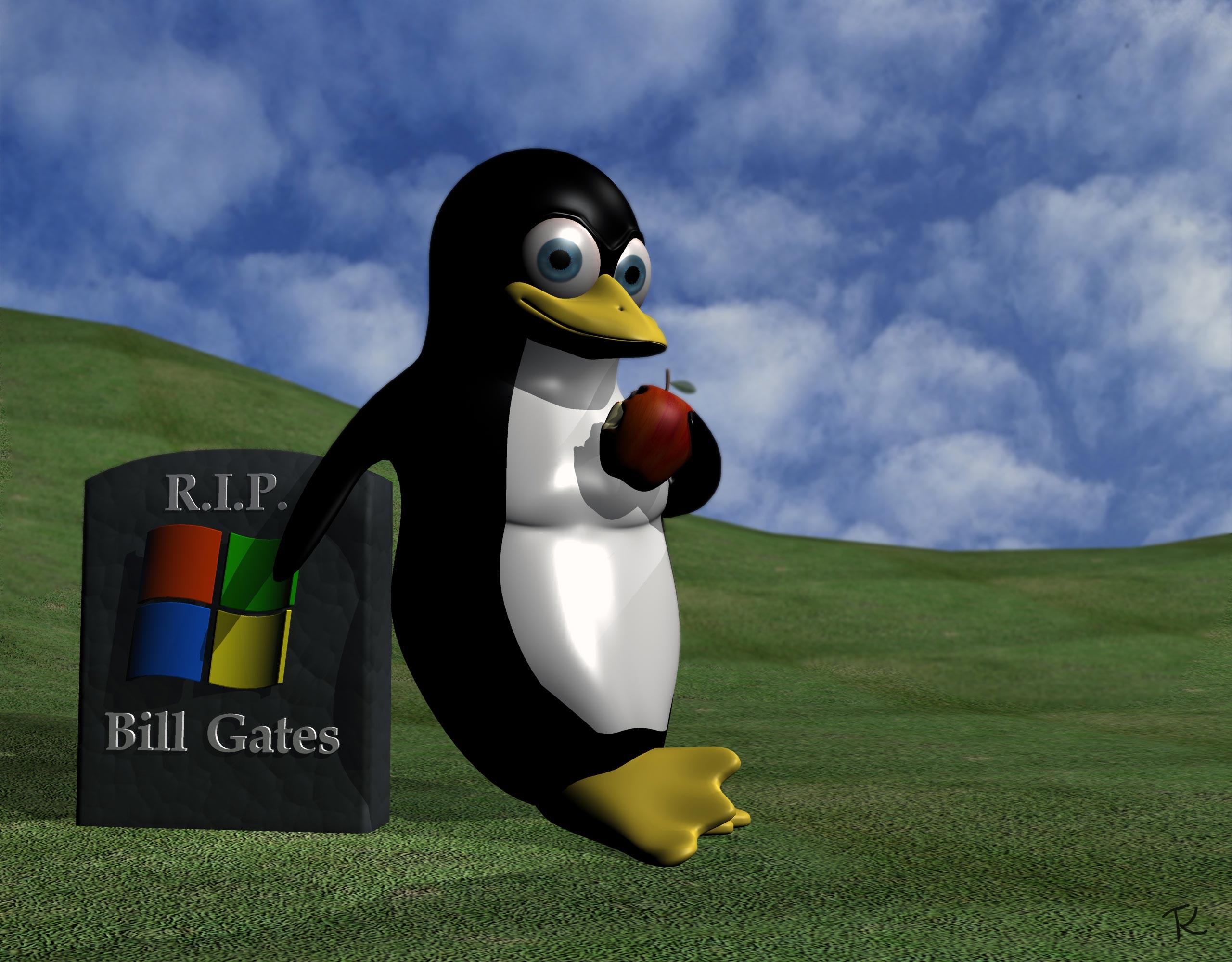 Картинки о линуксах